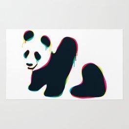 Composite panda Rug