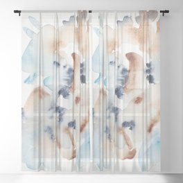 26     Seeking Clarity Series   191001   Sheer Curtain