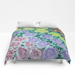 HAPPY ROSES Comforters