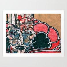 Alvardo Art Print