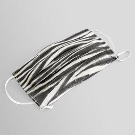 Zebra weave Face Mask