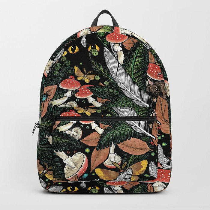 Nocturnal Forest Backpack