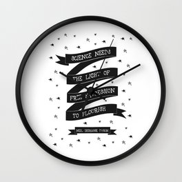 Light [Black] Wall Clock