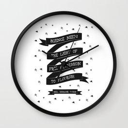 Light [Black] Wall Clock