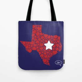 Lonestar Love Tote Bag