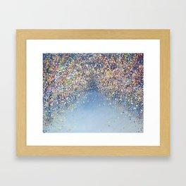Memory of Sakura Framed Art Print
