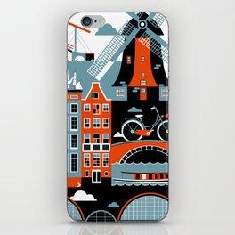 Amsterdam iPhone Skin
