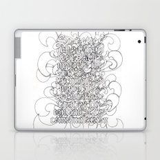 McLuhan Laptop & iPad Skin