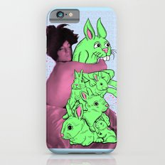 Bunny Pile Slim Case iPhone 6s