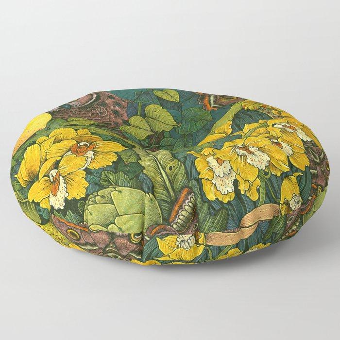 Aureate Floor Pillow