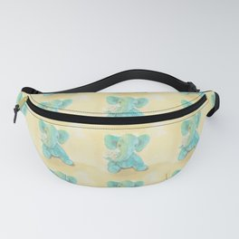 Cute elephant and mouse Fanny Pack