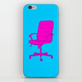 Desk Chair iPhone Skin