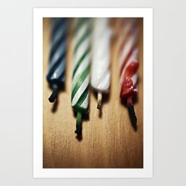 Years Gone By Art Print