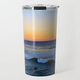 Huntington Beach Sunset 8 Travel Mug