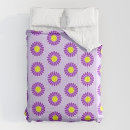 pattern fllower decor Comforters