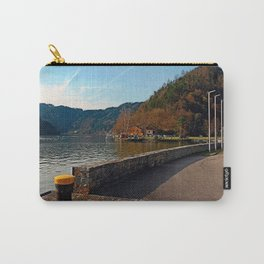 Sunny afternoon at the harbour | landscape photography Carry-All Pouch
