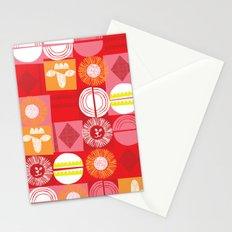 lions and lambs-oh my! Stationery Cards