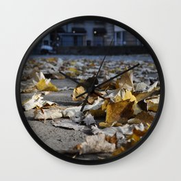 COLOR FLIGHT Wall Clock