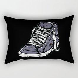 Sneaker Rectangular Pillow