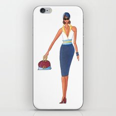 On the Town iPhone & iPod Skin