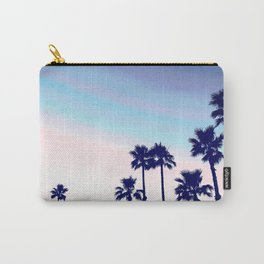 Tranquillity - violet sunset Carry-All Pouch