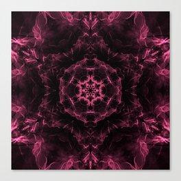 Universe Expansion Mandala Canvas Print