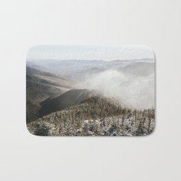 Winter in the White Mountains Bath Mat