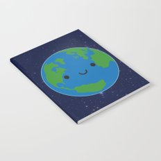 Planet Earth Notebook