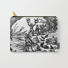 Witches Sabbath Carry-All Pouch