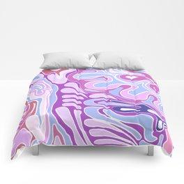 Psychedelic Blast Comforters