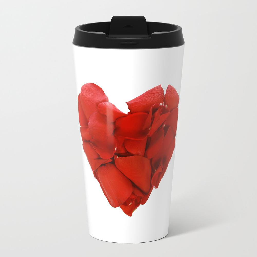 Red Heart Travel Mug TRM908017