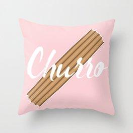 Churro Throw Pillow