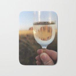 Cheers to Uluru Bath Mat