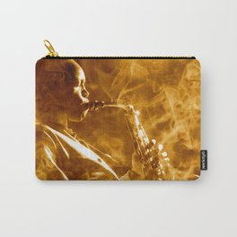 Jazz Night Carry-All Pouch