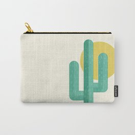 Desert Cactus Carry-All Pouch