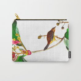 Bachman's Finch Carry-All Pouch