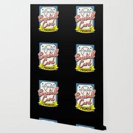 Just One More Baseball Card I Promise Wallpaper