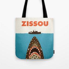 Zissou The Life Aquatic Tote Bag