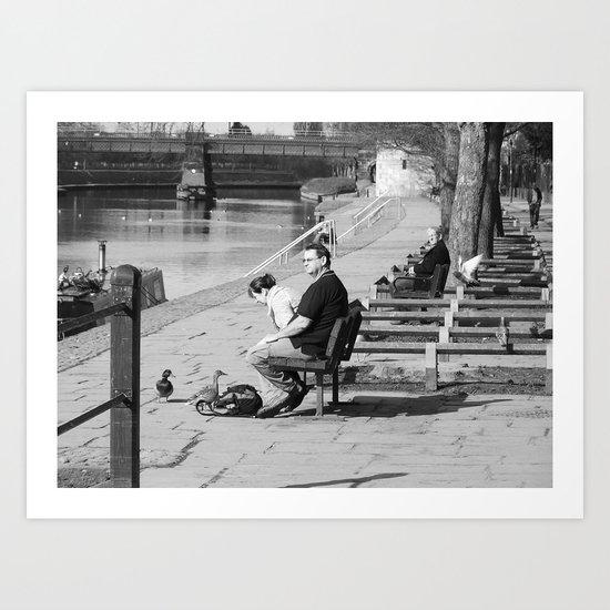 York #64 Art Print