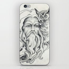 Endor The Wizard iPhone Skin