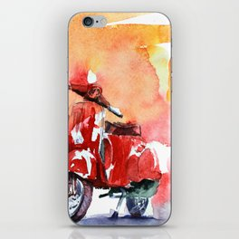 Scooter iPhone Skin