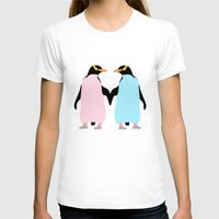 penguins T-shirts featuring Penguins by mailboxdisco