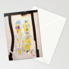 ma and pa sun Stationery Cards