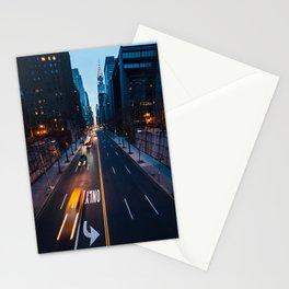 42nd Street Stationery Cards