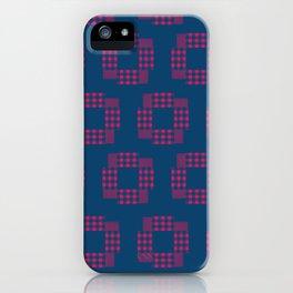 Indigo Shuri Bloss #2 iPhone Case