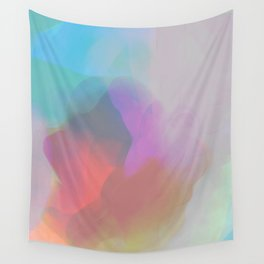 watercolor paint Wall Tapestry