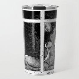 asc 972 - La fenêtre sur cour (Across in my backyard) Travel Mug