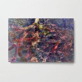 Incendia 4by Jean-François Dupuis Metal Print