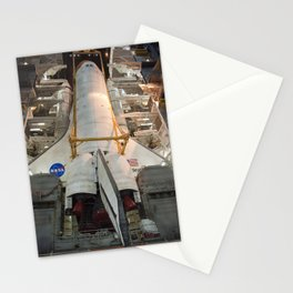 672. Space Shuttle Endeavour Stationery Cards