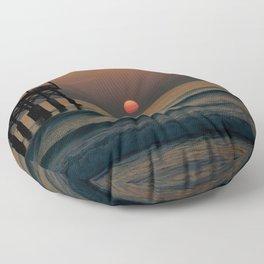 Morning Meditation Floor Pillow